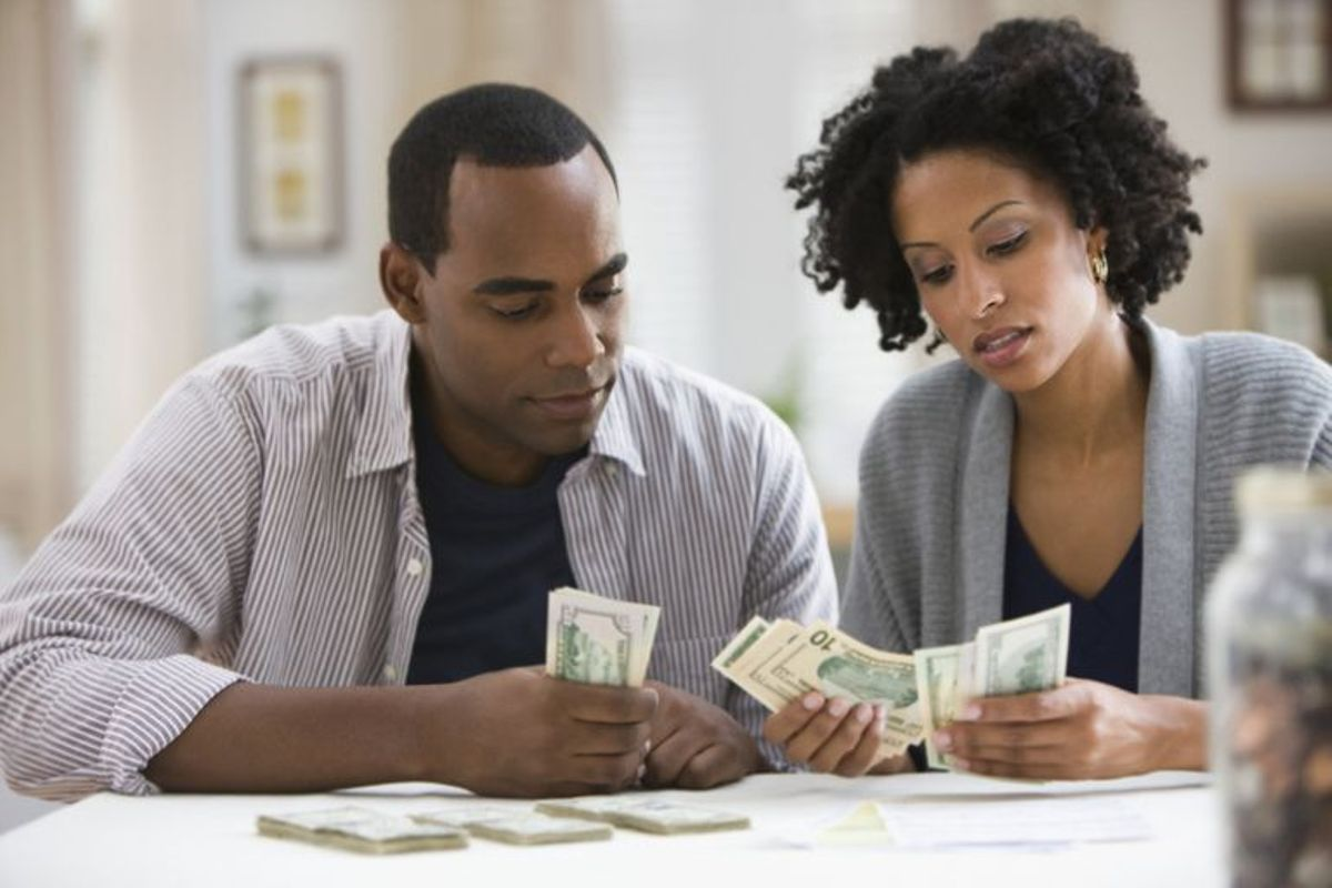 Money Talk What to Say and Do in a Relationship